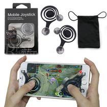 Mini Joystick para Smartphone Quanta QTMJS08 - Azul