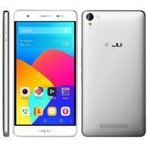 "Smartphone Blu Energy X Plus E030U Dual Sim 5.5"" 3G 4000MAH Prata"