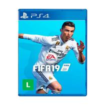 Video Jogo Sony Fifa 19 p/PS4 Ingles/Portugues