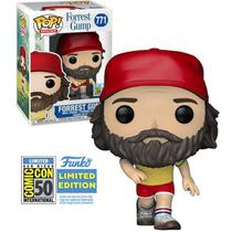 Boneco Funko Pop Forrest Gump Exclusive Comic Con 2019 - Forrest Gump With Beard 771