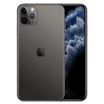 Apple iPhone 11 Pro Max A2218 64 GB MWHD2LL/A - Cinza Espacial
