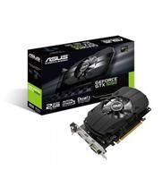 Placa de Vídeo 2G GTX1050 Asus 1354 128B DDR5 PCI-Exp...................