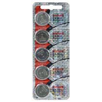 Bateria CR2032 Maxell CR-2032 3V Embalagem com 5 Unidades