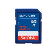 Cartão de Memória Sandisk SD C4 32GB