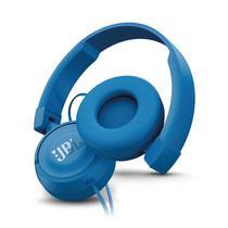 Fone de Ouvido JBL T450 . Azul