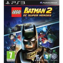Jogo PS3 Lego Batman 2 DC Super Heroes