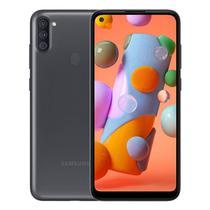 """Smartphone Samsung Galaxy A11 A115M 1 Sim Lte 6.2"""" 2GB/32GB Black"""