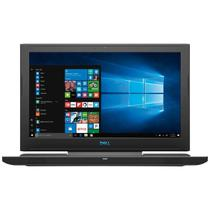 "Notebook Dell I7588-7378BLK 15.6"" Intel Core i7-8750H - Preto"