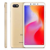 Smartphone Xiaomi Redmi 6A 5.45 DS Lte QC2.0 2/32GB 13/5MP A8.1 - Dourado
