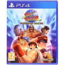Juego Sony PS4 Street Fighter 30TH Anive