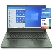 "Notebook HP 14-DQ2088WM 14"" Intel Core i5-1135G7 - Verde"
