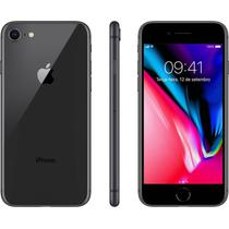 Celular Apple iPhone 8+ 64GB As Preto