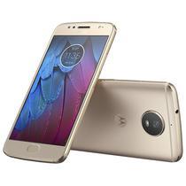 Celular Motorola G5S XT1794 Dual 32GB (Fine Gold) Dourado