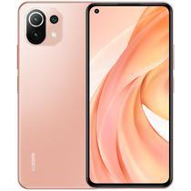 """Smartphone Xiaomi Mi 11 Lite DS 6/128GB 6.55"""" 64+8+5/16MP A11 - Peach Pink"""