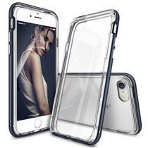 Capa para iPhone 7 e 8 Rearth Frame Slate Metal