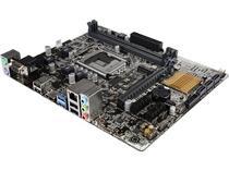 Placa Mãe Asus LGA1151 H110M-e M.2 VGA/HDMI/DDR4