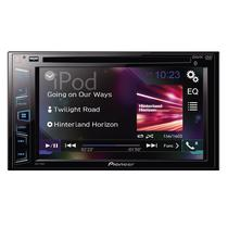 "DVD Pioneer Avh 295BT 6.2"" iPod/Touch/BT"
