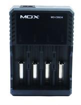 Carregador de Baterias Mox MO-CB634 - Bivolt
