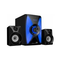 Home Theater Mox MO-H2104 2.1CH FM/ USB/ Bivolt Azul
