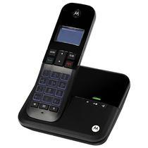 Telefone Sem Fio Motorola M4000CE Dect 6.0com Identificador de Chamadas Bivolt - Preto