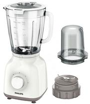 Liquidificador Philips HR2102 Daily Collection 400W 1.5L 2 Velocidades - Branco (220V)