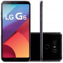 "Smartphone LG G6 H870DS 64GB Lte Dual Sim Tela 5.7"" Cam.13MP/13MP+5MP-Pre/Eu"
