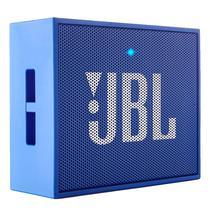 Caixa de Som Portatil JBL Go Bluetooth Azul