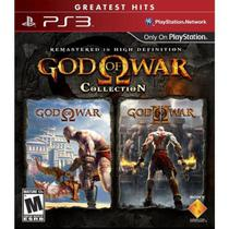 Jogo God Of War Collection PS3
