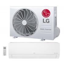 Ar Condicionado Split Inverter LG 12.000BTU VM122H7 Quente e Frio com Kit - 220V 50/60HZ