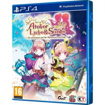 Jogo Atelier Lydie e Sulle The Alchemists And The Mysterious Paintings PS4