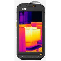 """Smartphone Caterpillar S60 32GB Tela 4.7"""" 13MP/5MP Os 6.0.1 - Preto"""
