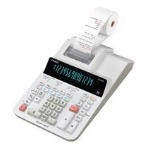 Calculadora com Bobina Casio DR-240R Bivolt - Branco