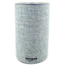 Caixa de Som de Som Amazon Echo Smart Segunda Geracao Heather Gray Fabric - (XC56PY-H)