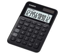 Calculadora Compacta Casio MS-20UC - Preto