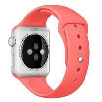 Pulseira 4LIFE de Silicone para Apple Watch 42MM - Salmao