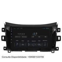 Central Multimidia Navpro/Caska NP-8354 Nissan Frontier Tela de 9 Android 6.0