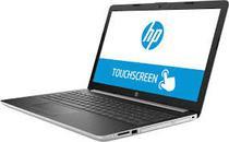 "Notebook HP 15-DA0012DX i3-8130U 2.2GHZ / 8GB / 128GB SSD M.2 / Gravador RW / 15.6"" HD Touch Screen - Windows 10 Ingles - Prata"