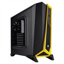 Corsair Carbide Alpha Yellow Gabinete Media Torre
