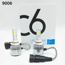 Lampadas LED Cob C6 9006 LED Car LED Luz do Farol do Carro Chip Hi-Lo