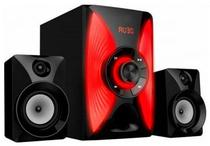 Home Theater Theater Mox MO-H2104 - Bluetooth - Vermelho