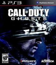 Jogo Call Of Duty Ghosts PS3
