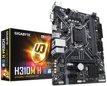 Placa Mãe Gigabyte LGA1151 H310M-H HDMI/VGA/USB3.1