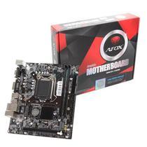 Placa Mãe Afox IB250-BTC - DDR4 - Socket LGA1151 - VGA - HDMI