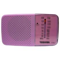 Radio Portatil Toshiba AM-FM TX PR20S Pink