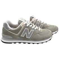 Tenis New Balance ML574EGG Masculino No 11 - Cinza