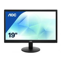 "Monitor LED AOC E970SW 19"" Slim"