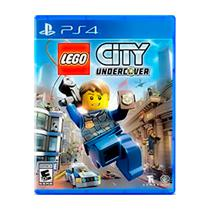 Juego Sony PS4 Lego City Undercover