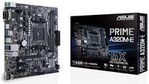 Placa Mãe Asus AM4 A320M-e Prime VGA/DVI/HDMI