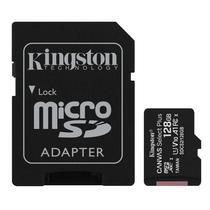 Cartao de Memoria Micro SD Kingston C10 128GB / 100MBS - (SDCS2/128GB)