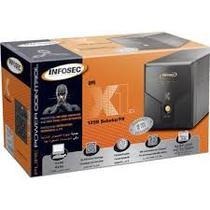 Nobreak Infosec X1-1250VA 600W 220VOLTS